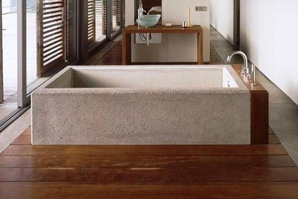 Ванна под бетон купить как сделать цементный раствор для фундамента пропорции